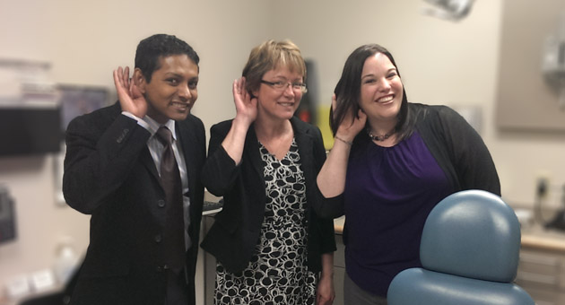 Dr. Agrawal, Dickson and Zimmerman