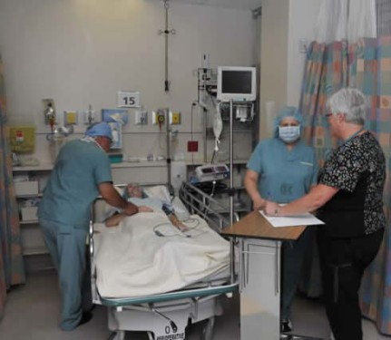 Phase I Recovery Room (PACU)