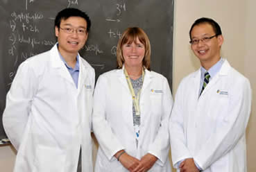 Drs. Hsia, Ralley & Chin-Yee