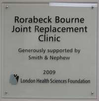 Rorabeck Bourne Clinic