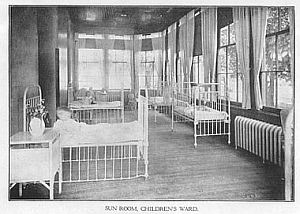 Childrens Ward 1990s