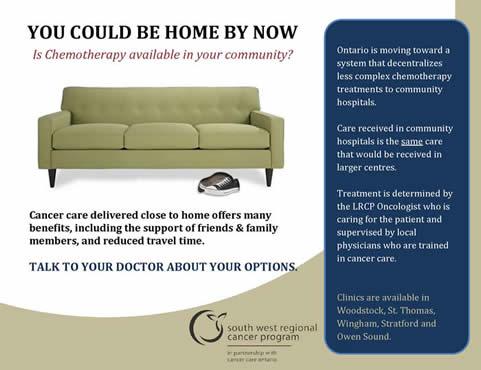 Cancer Care Close to Home | LHSC