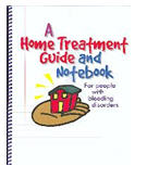 A HOME TREATMENT GUIDE AND NOTEBOOK