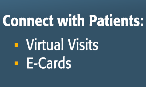 Connect with patients