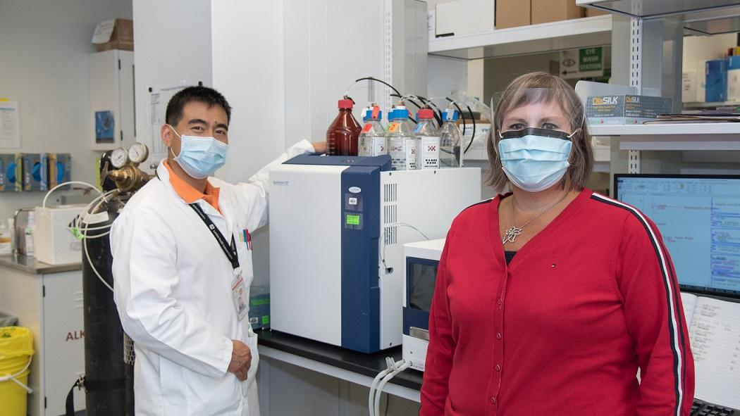 Modifying care for patients with inborn errors of metabolism (Phenylketonuria-PKU) at LHSC   For paediatric patients who have Phenylketonuria (PKU), a rare inherited metabolic disease, visits to lab test centres during COVID-19 were not always possible or preferred. Blood analysis is an important component of the disease management for these patients. To meet their needs, Suzanne Ratko, a registered dietician with the Medical Genetics Program of Southwestern Ontario at London Health Sciences Centre (LHSC) w